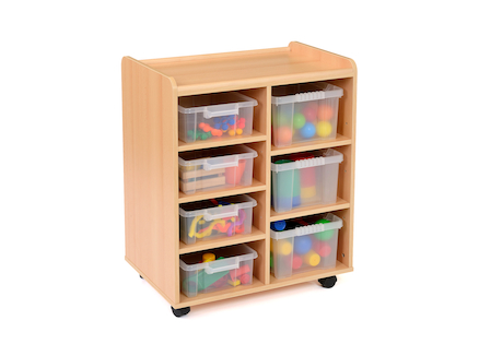 Classic Three Piece Storage Collection  large