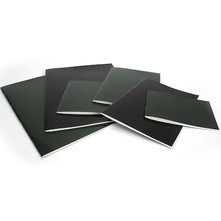 Laminated Stapled Sketchbooks 120gsm  large