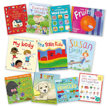 KS1 and KS2 EAL Books  medium