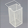 Rounders Bat Wire Basket  small