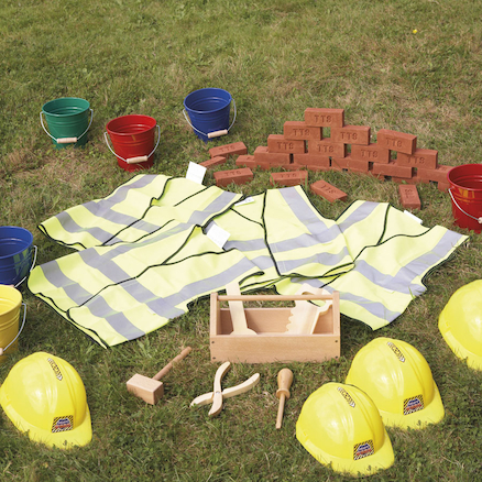 Realistic Builders Construction Kit  large