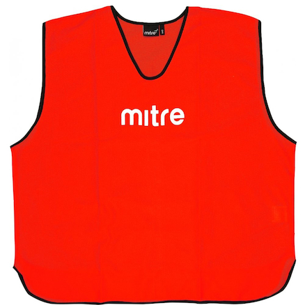 Mitre Training Bibs  large