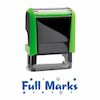 Self Inking Marking Stamps 38 x 13mm  small
