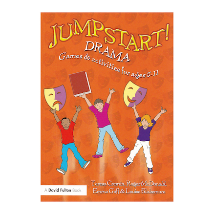 Jumpstart Drama Activity Book  large