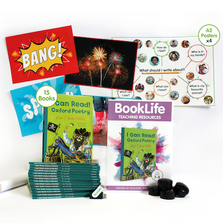 KS1 and KS2 Poetry Resource Kit  large