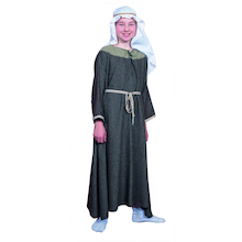 Anglo Saxon Woman's Outfit  medium