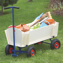 Forest Schools Caddy Truck  medium