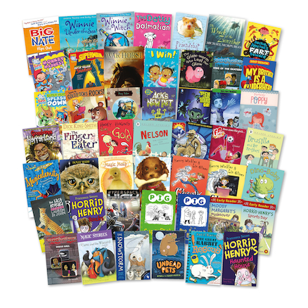 Middle Years Accelerated Reader Books 50pk  large