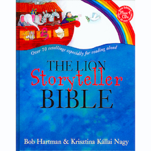 Illustrated Storyteller Bible and CDs  medium