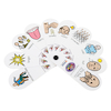 Behaviour Fans Set 8pk  small