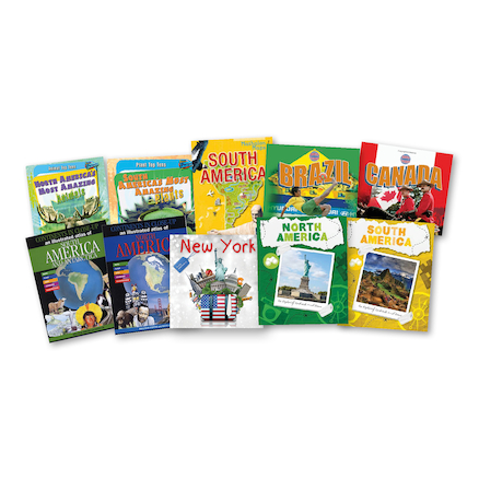 Learn About America Books 10pk  large