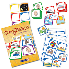 Storyboards Discussion Activity Cards  medium