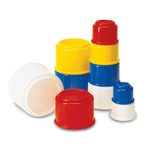 Baby Stacking Plastic Cups 10pk  medium