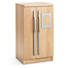 Hardwood Role Play Kitchen Units  small