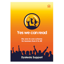 Yes We Can Read Phonics Reading Scheme Book  medium