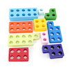 Desktop Silicone Number Frames 80pcs  small