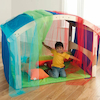 Indoor/Outdoor Rainbow Wooden Den Accessory Kit  small