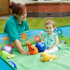 Baby Garden Pop Up Play Area  small