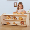 Toddler Mini Two Shelf Unit  small