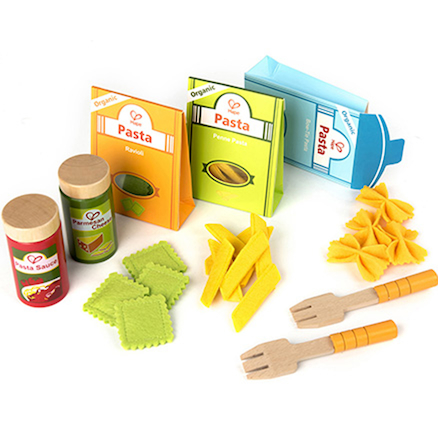 Role Play Pasta Food Set  large