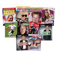 Inspirational People Books 10pk  medium