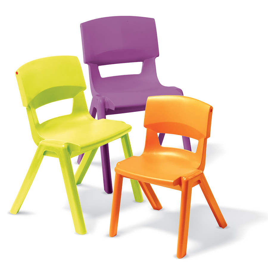 Buy postura plus classroom chairs tts for School furniture