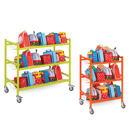 Lunch Box Trolleys  large