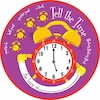 Tell the Time Giant Clockface 75cm  small