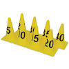 Distance Marking Number Cones 8pk  small