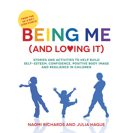 Being Me and Loving It Book  large