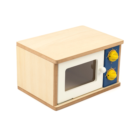 Wooden Role Play Microwave and Toaster Offer  large