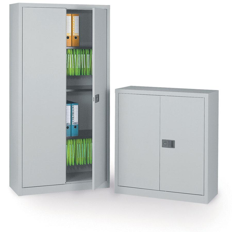 lockable metal storage cupboard