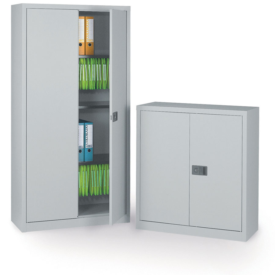 buy lockable metal storage cupboard | tts