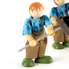 Small World Park Rangers Figures 4pcs  small