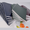 Laminated Stapled Sketchbooks 100gsm 36pk  small
