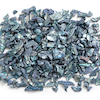 Abalone Blue Shell Pieces 1kg  small