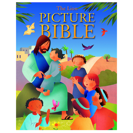 Illustrated Picture Bible Hbk  large