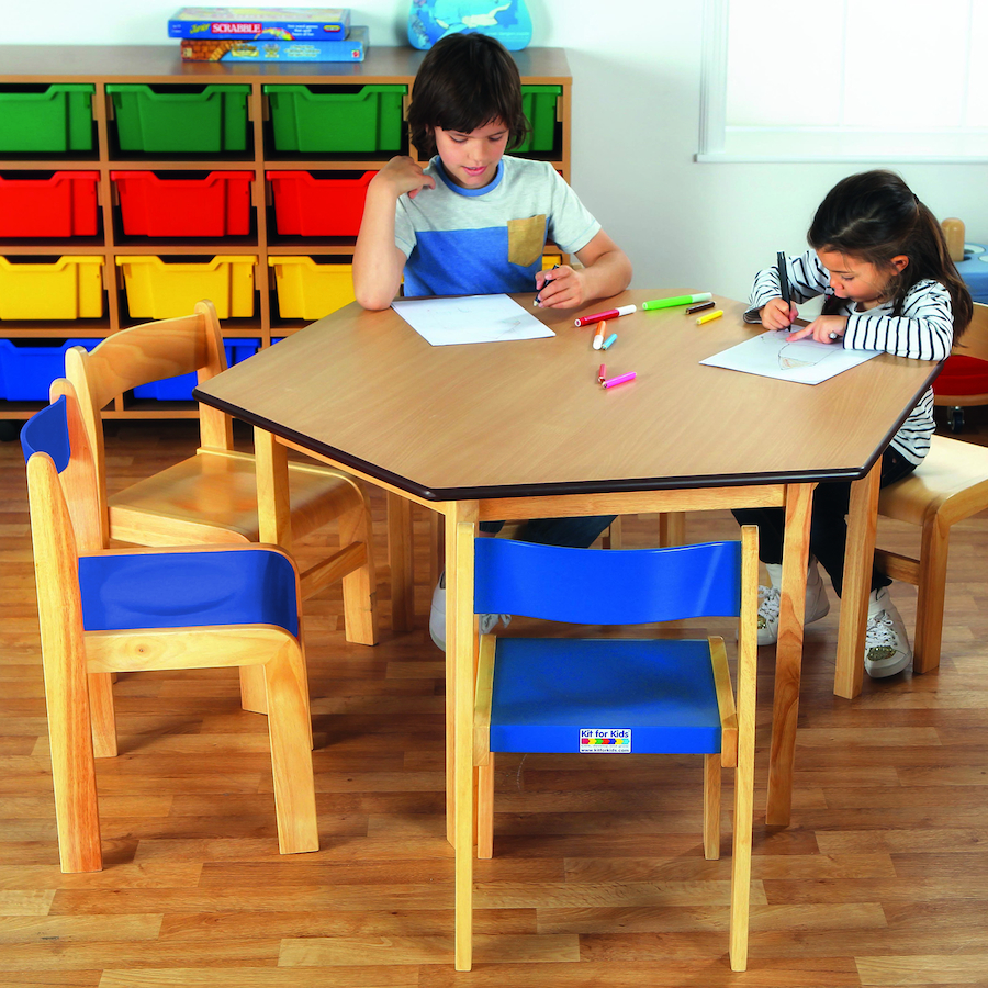 Buy Tuf Class Wooden Classroom Tables Tts