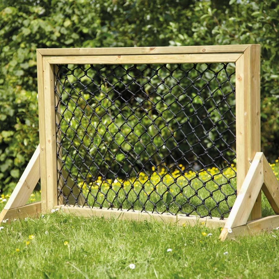 Buy Outdoor Weaving Net In Wooden Frame Tts