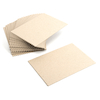 Precut Grey Board Weaving Cards 14 x 22cm 25pk  small