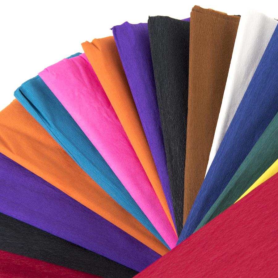Crepe Paper Sheets