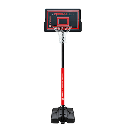 Q4 Nforcer Portable Basketball System  large