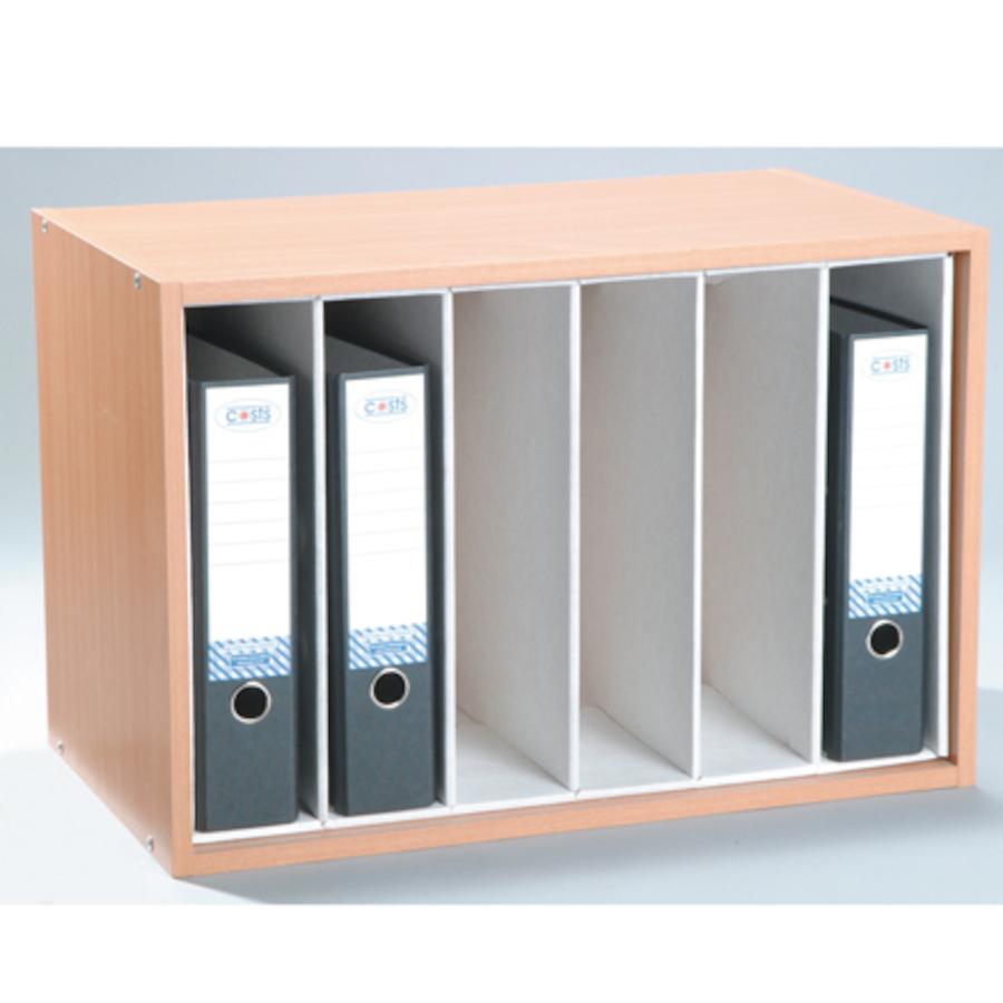 Lever Arch File Desktop Storage Unit