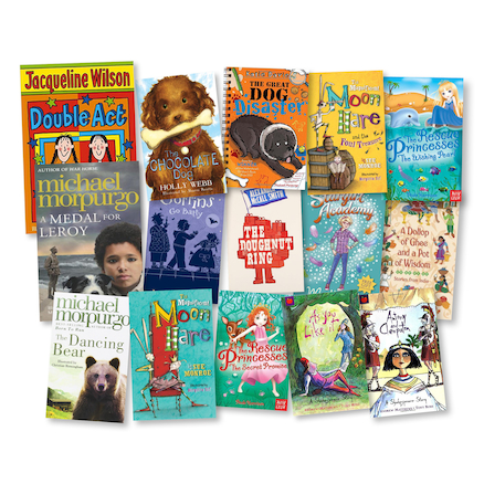 KS2 High Achieving Readers Books 15pk  large