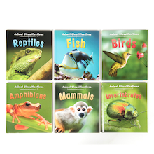 Animal Classification Books 6pk  medium