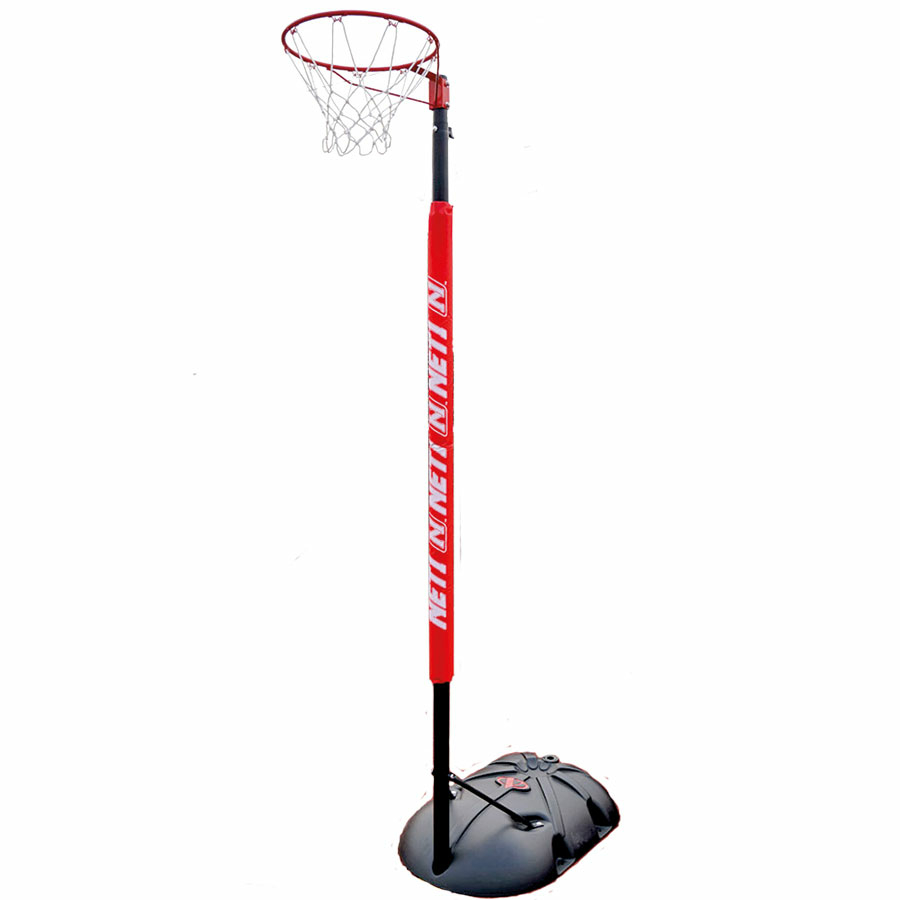 Post: Buy Portable Netball Goal With Post Pad