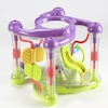 Plastic Manipulative Fun Time Cube  small