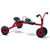 Winther Two Seater Trundle Bike  small