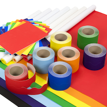 Rainbow Wall Display Bulk Pack  medium
