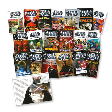 KS2 Star Wars Books 20pk  large